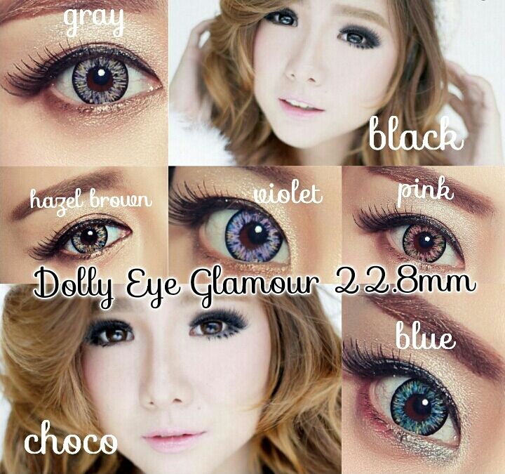 dolly eye glamour