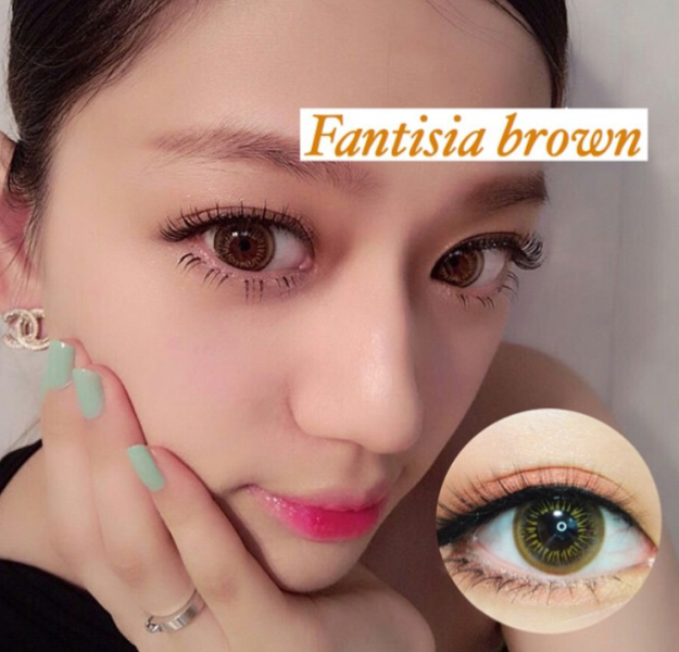 Fantasia-Brown-softlens