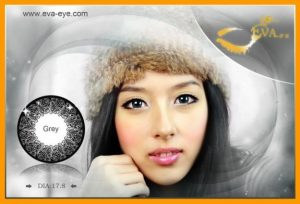 eva eye grey