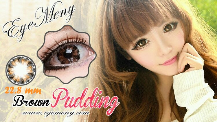 eyemeny pudding brown 3