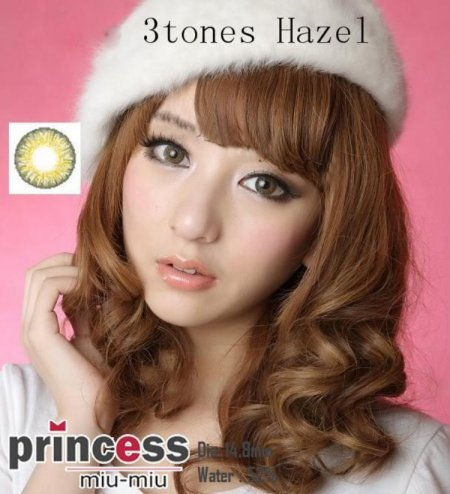 princess miu2 hazel