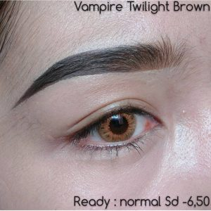 pretty doll vampire twilight brown