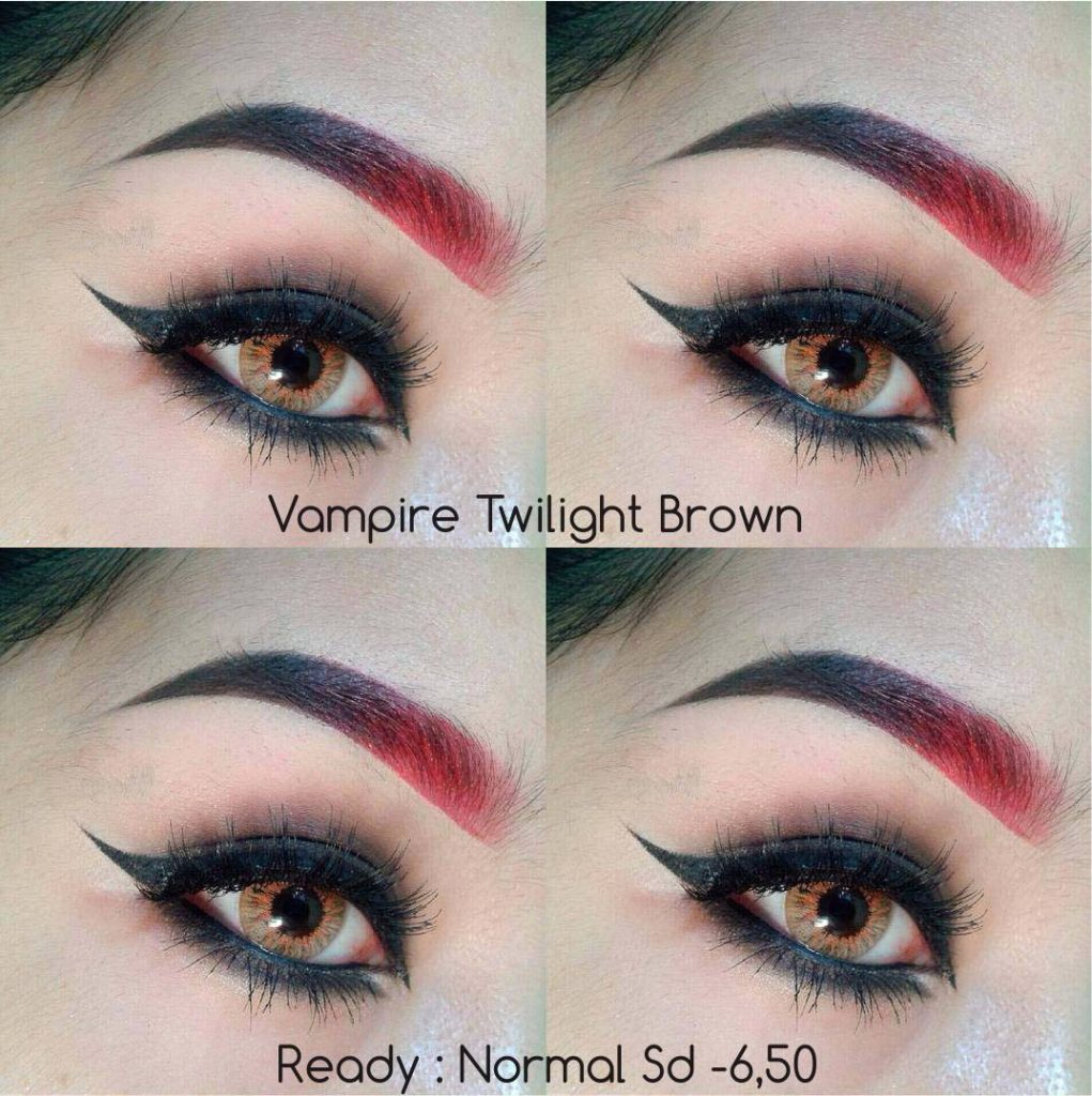 vampire twilight brown