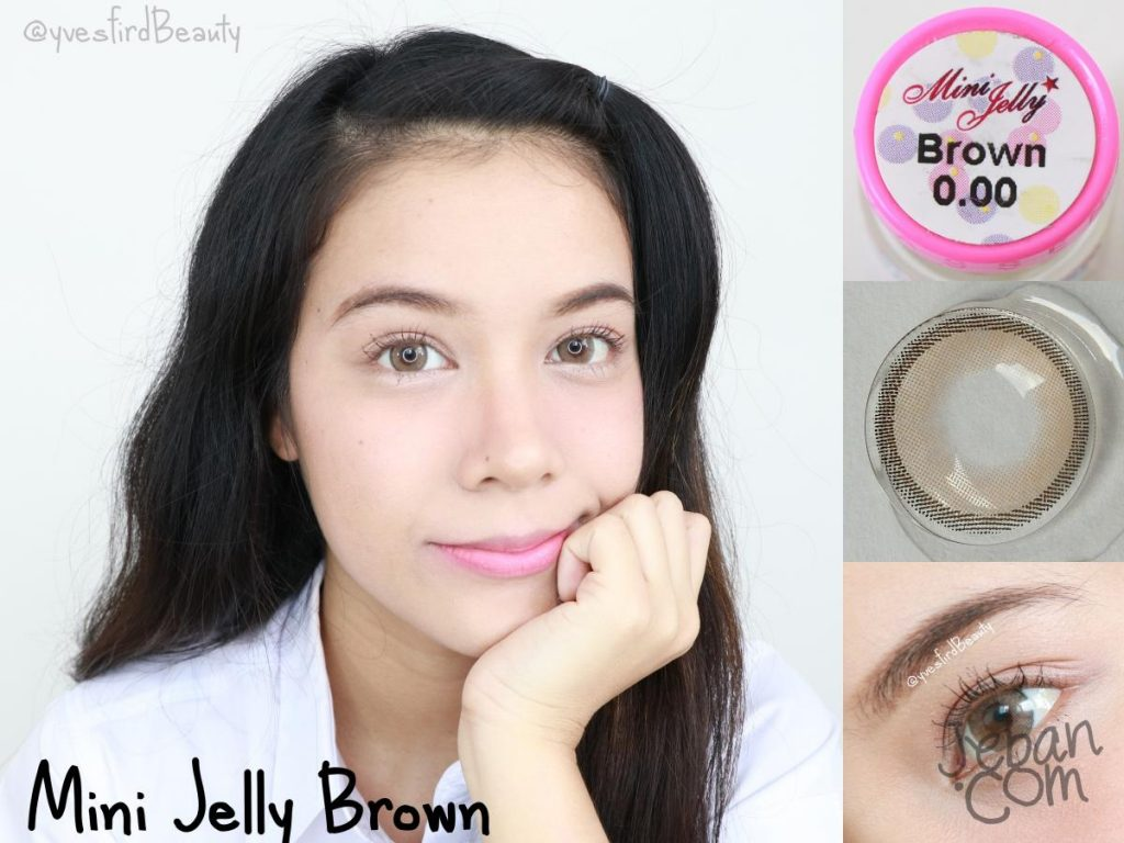 Kitty Kawaii Mini Jelly Brown4
