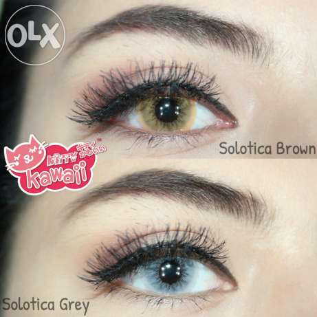 Softlens-Kitty-Kawaii-Solotica-Brown-3