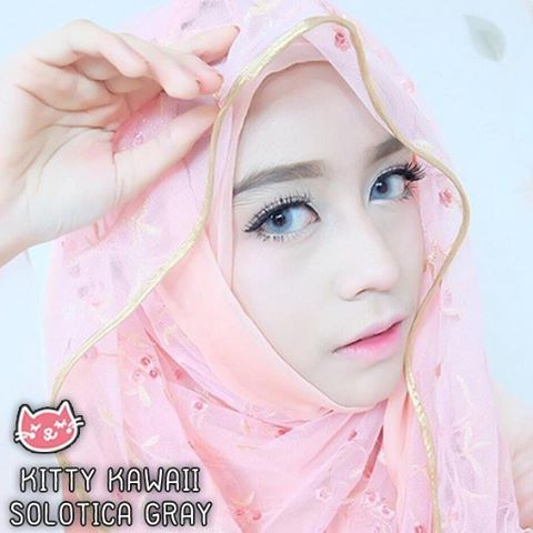 Softlens-Kitty-Kawaii-Solotica-Grey-3