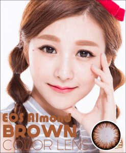 Softlens_Eos_Almond_Brown