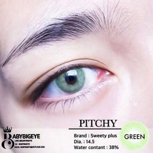 pitchy-green