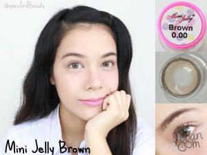 Kitty Kawaii Mini Jelly Brown4