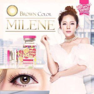 softlens-milene-brown