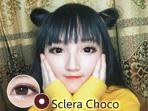 Sclera-choco